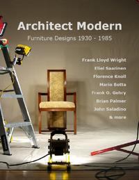 Architect Modern Show Poster February 2008