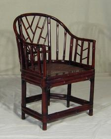 MM105 Baker Rattan Chairs